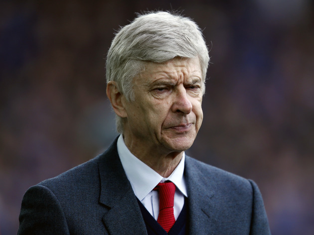 Arsenal-Manager,-Arsene-Wenger-laughs-off-contract-renewal-date