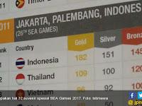 Ngaco Lagi, Malaysia Tukar Bendera Thailand dengan Indonesia