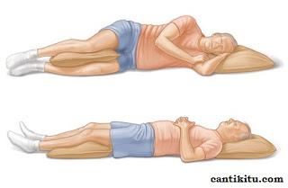 cara mengobati sakit pinggang secara alami