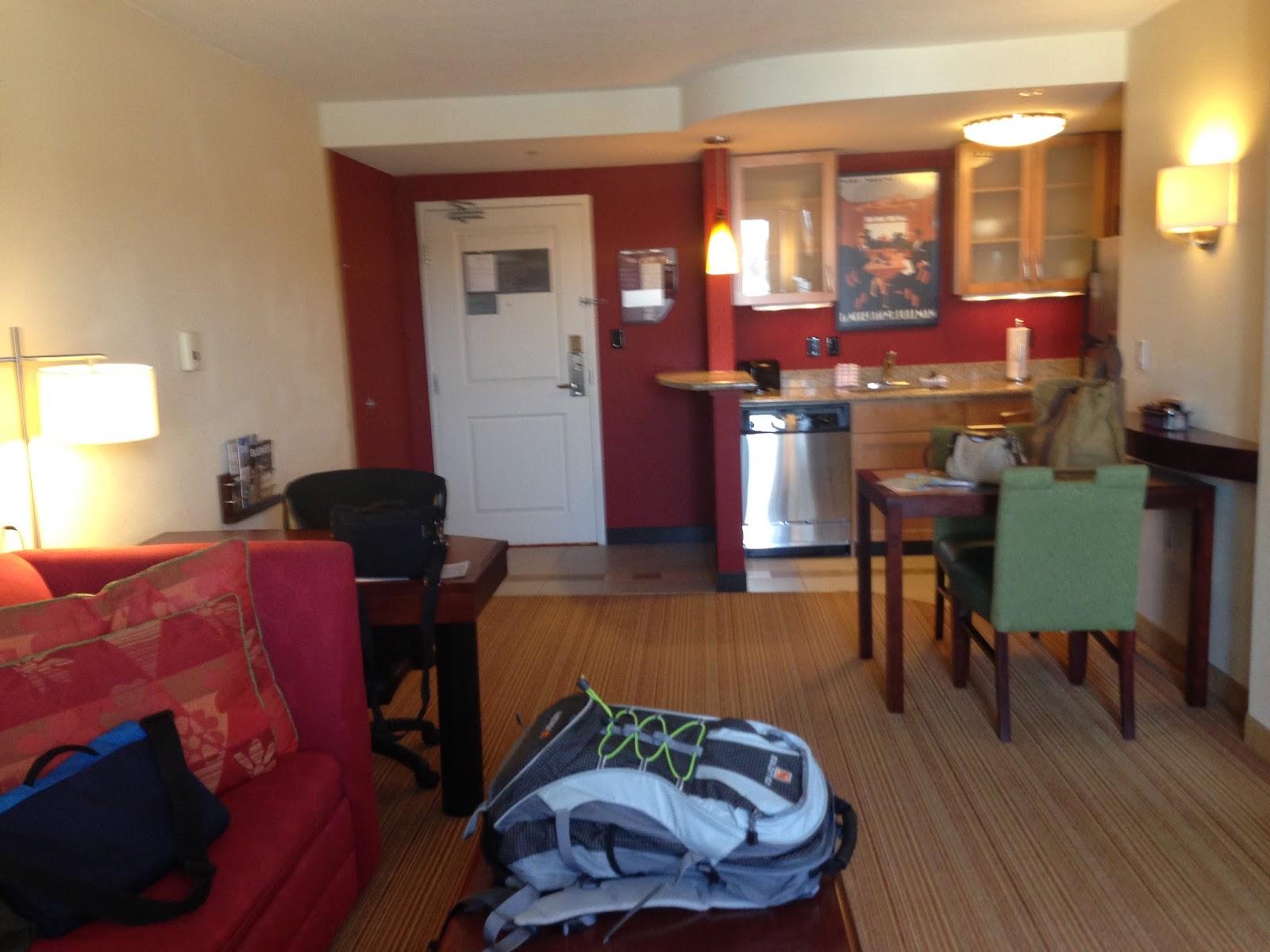 hotel review 61 residence inn gravenhurst muskoka febeth