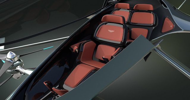 Image Attribute: Astom Martin Volante Vision Concept  / Source: Aston Martin
