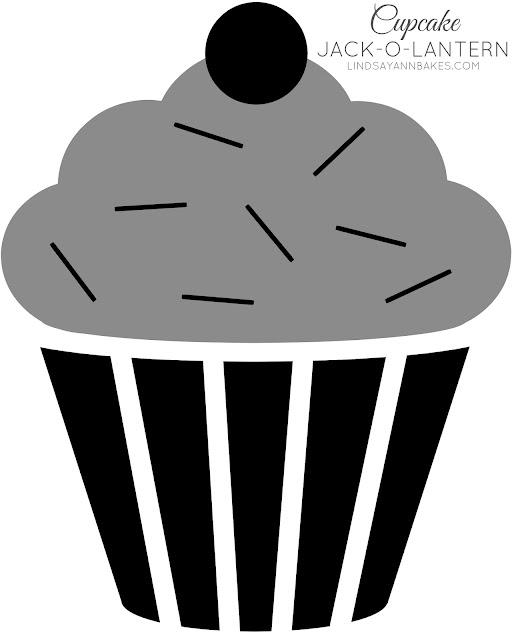 video how to carve a cupcake jack o lantern diy cupcake pumpkin lindsay ann bakes