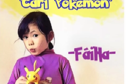 Lagu Cari Pokemon Oleh Faiha