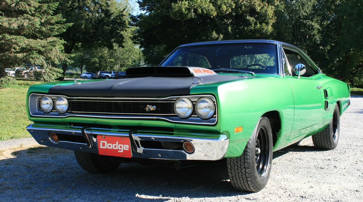 Just A Car Guy Back In 1969 Fellow Drove 8 Hours From Prince Dodge Coronet A12 Super Bee Rupert British Columbia To Buy The Family New Brand Once He Got It Home