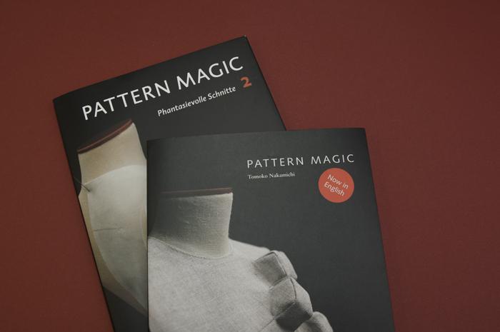 Die neuen Lieblingsbücher zum Nähen: Pattern Magic