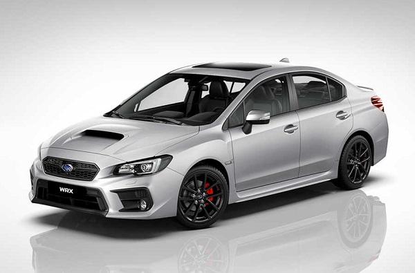 Subaru WRX Manual Argentina 2019