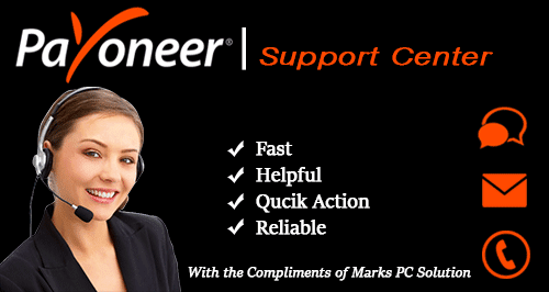 Payoneer Customer Care
