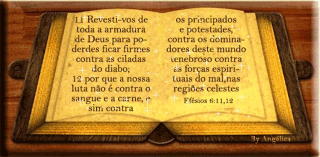 Resultado de imagem para efésios 6:11