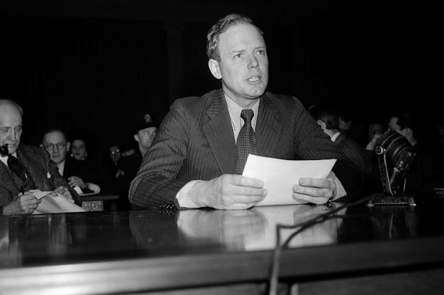 23 January 1941 worldwartwo.filminspector.com Charles Lindbergh testifying
