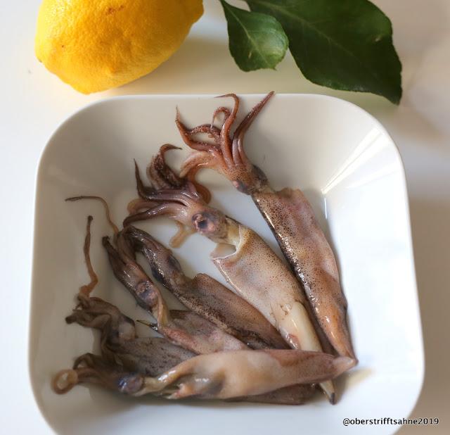 Calamaretti gefüllt