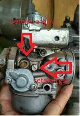 Cara Menyetel Carburator Pada Sepeda Motor