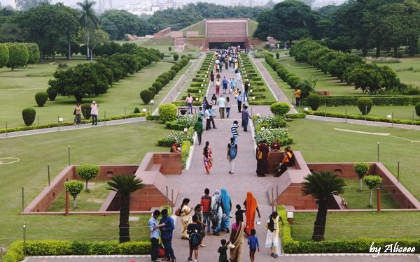 Templul-Lotus-New-Delhi-obiectiv-turistic