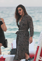 Priyanka Chopra on the beach Day 3 with friends in Miami Exclusive Pics  031.jpg