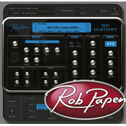 Rob Papen - RP-Distort Full version