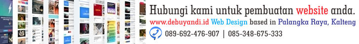 Web Design Kalteng