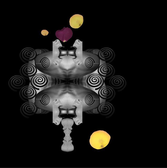 Love is in the Air - digital print - Rosemary Marchetta