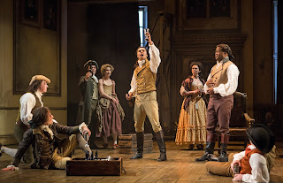 theatre review School for Scandal Stratford Festival