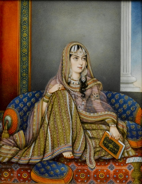 Wife of Akbar