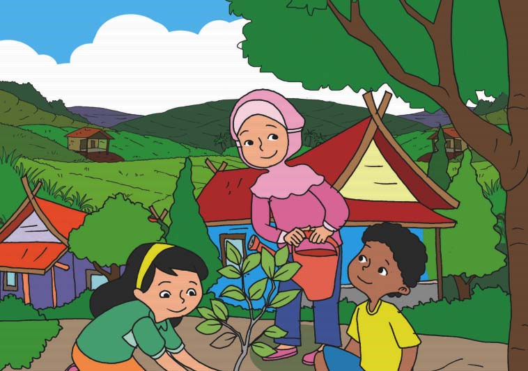 Buku Siswa Kurikulum 2013 SD Kelas 5 Revisi 2017