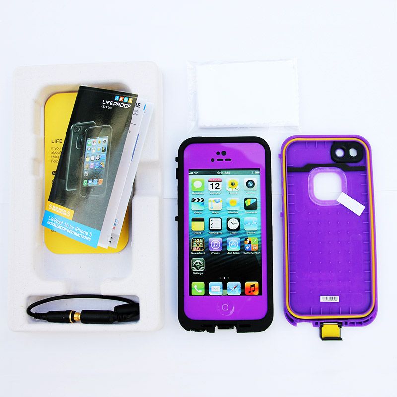 cheap lifeproof cases for iphone 5s lifeproof usa seller drop shipping iphone 5 5s 18346