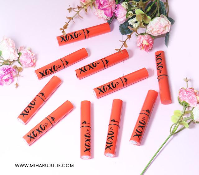 Face2Face cosmetics XOXO Matte Lipstick Review