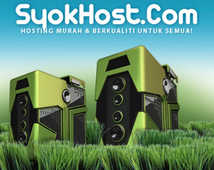 Pakej Domain Hosting Murah Syokhost