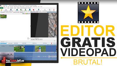 como descargar videopad para pc gratis español