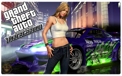 GTA Vice City NFS Underground Mod Download