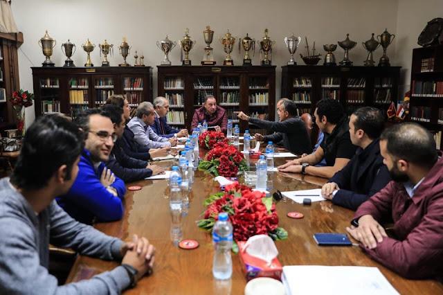 عاجل  9 قرارات نارية من الأهلي تقلب الطاولة على اتحاد الكرة والدورى المصرى