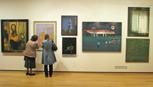 MAKING A MARK: Review: Lynn Painter-Stainers Prize 2012