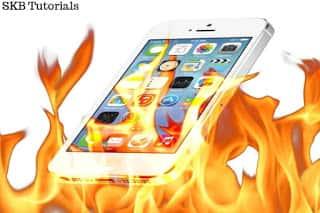Android phone ओवरहीटिंग की समस्या ऐसे करे ख़त्म