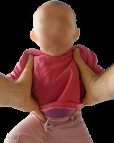 jangan guncang bayi naik turun