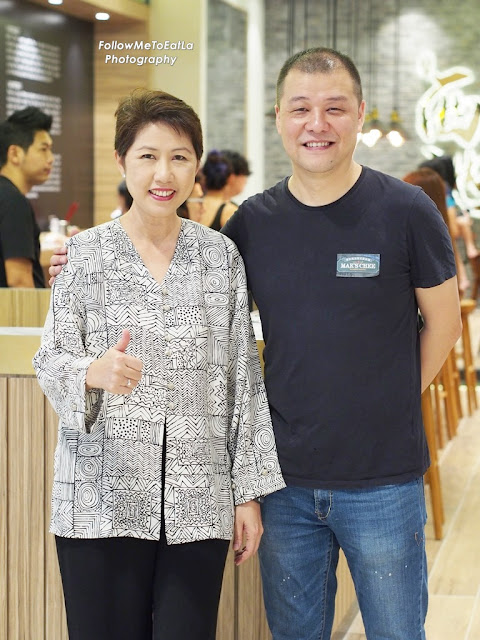 Thumbs Up With Mr Gary Crestejo, Managing Director of Mak's Chee