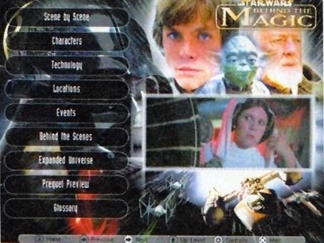 Star Wars Behind The Magic