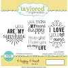 TE Happy Heart stamp set
