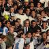 Felipe Calderón y Margarita fueron a ver al Papa