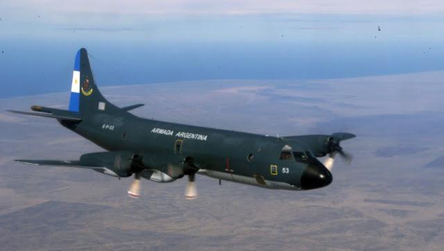 Resultado de imagen para Beechcraft Super King Air 200 y Lockheed P-3 Orion + argentina