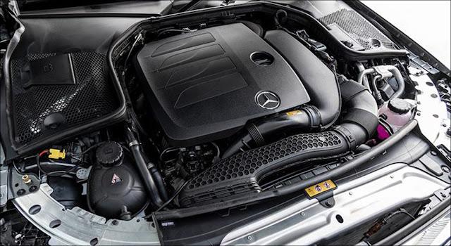 Động cơ Mercedes C200 Exclusive 2019