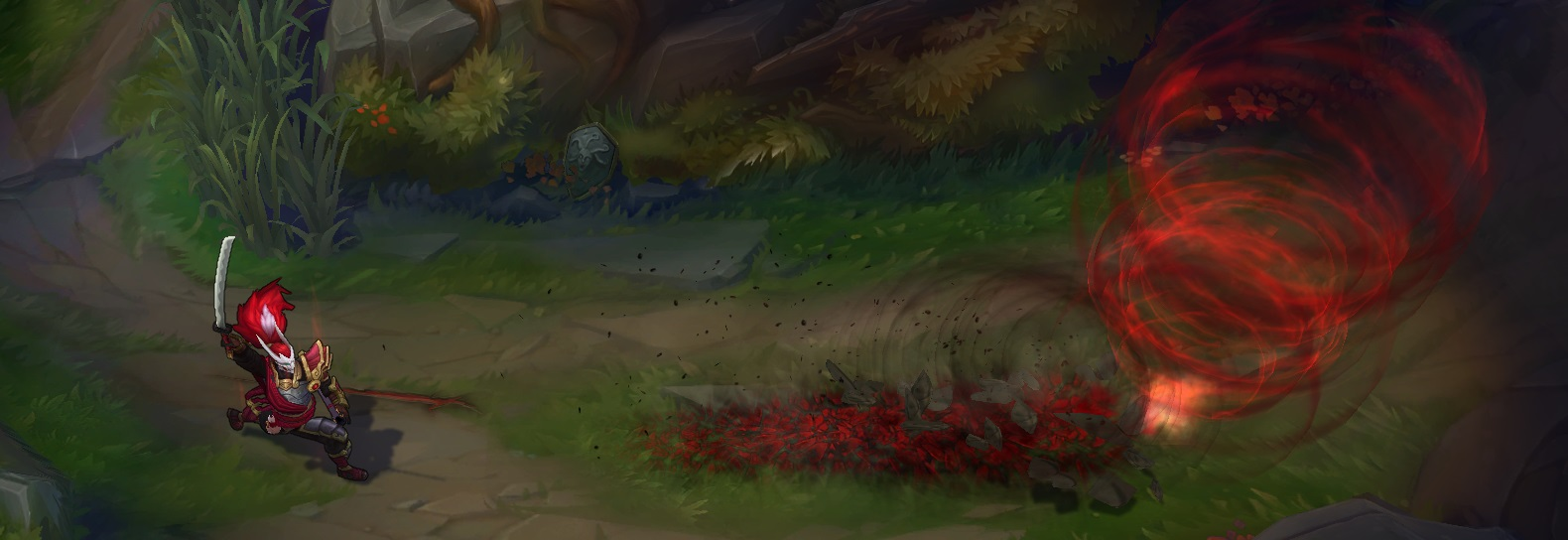 Surrender at 20: Blood Moon Kennen and Blood Moon Yasuo ...