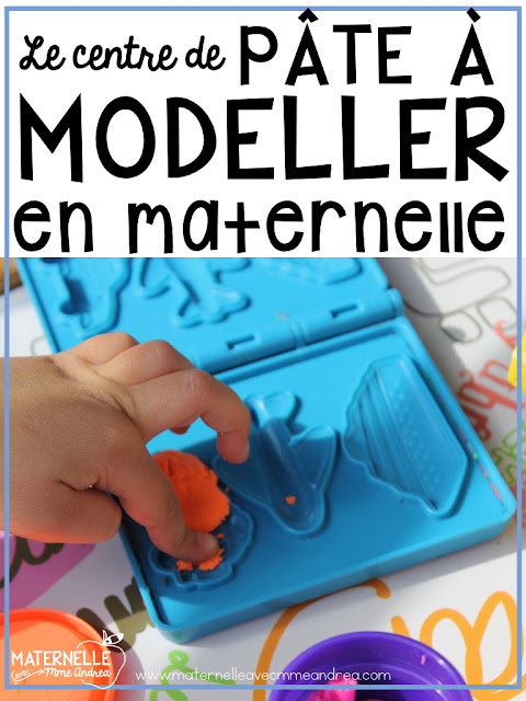 The play dough centre is always a hit! Students can work on all kinds of literacy skills using play dough - letter formation, spelling, sight words, etc., and even during free play, they are still building those all-important finger muscles. Here is how I run my play dough centre in my French primary classroom!