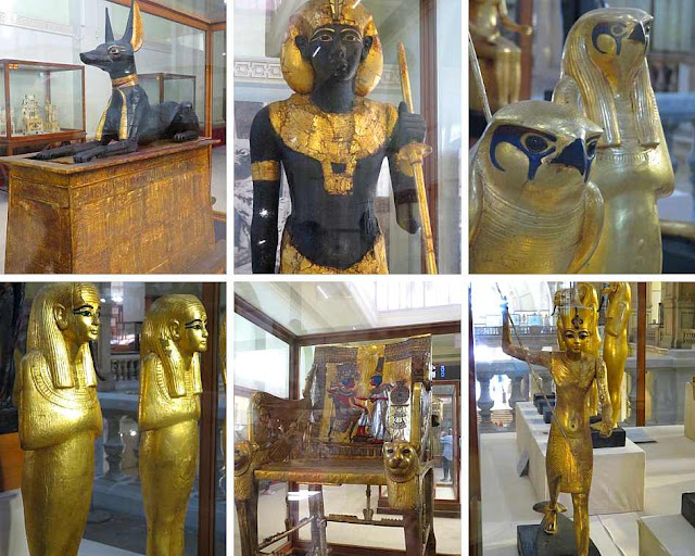 Tutankhamun's Treasures
