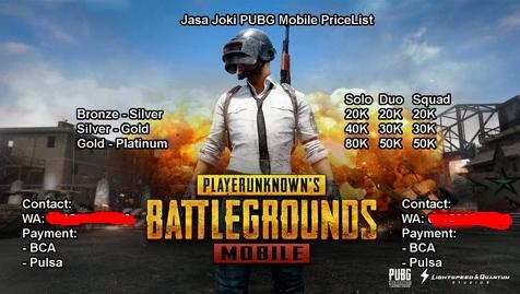 Tutorial Cara Cepat Menaikan Rank Ke Conqueror di PUBG Mobile