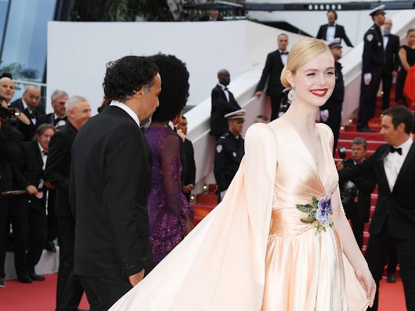 Cannes 2019 // Elle Fanning in Gucci