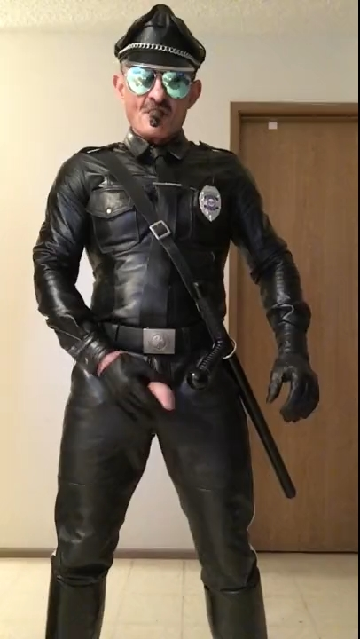 Cop jerk off share your