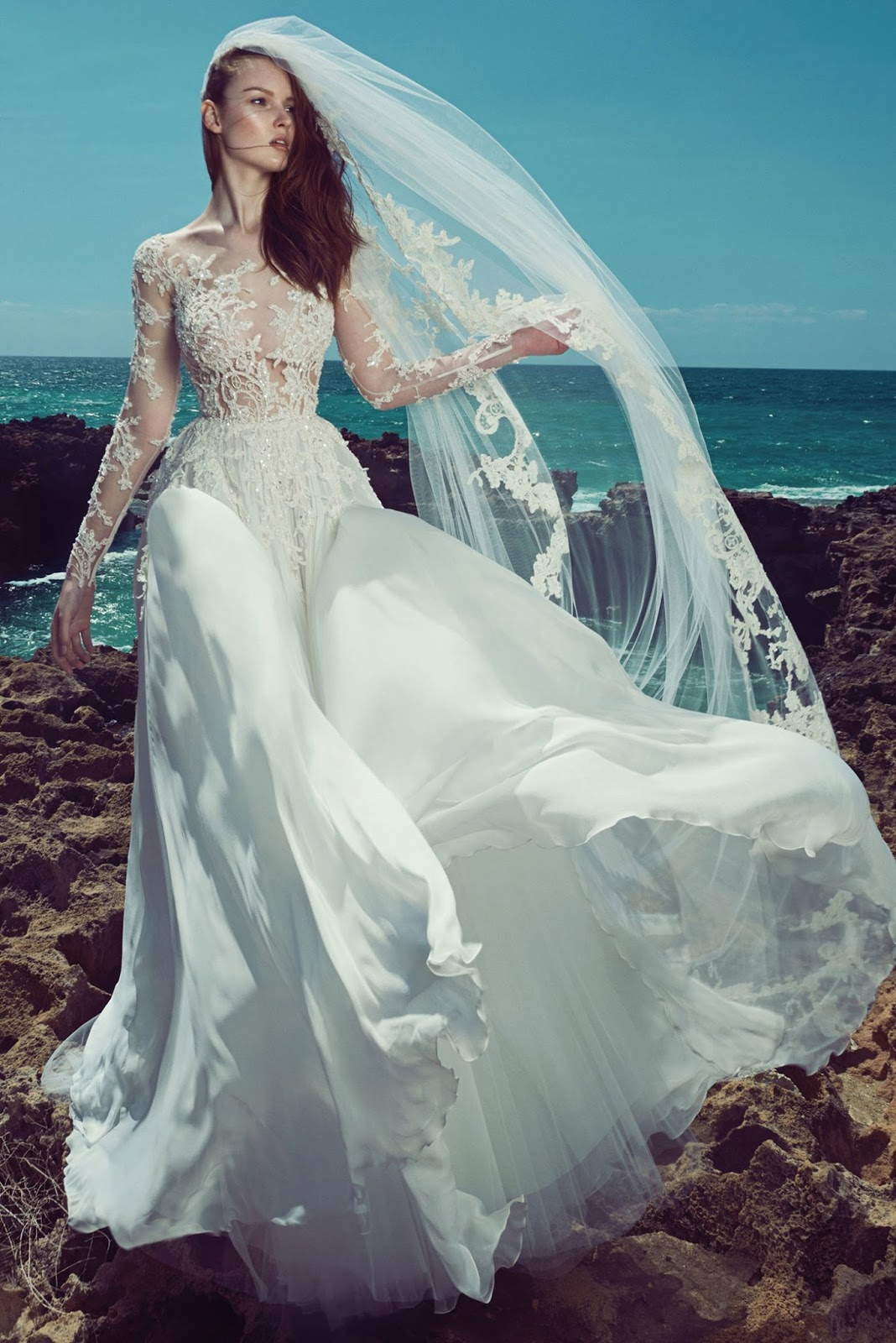 I am a Woman in Love: These Zuhair Murad Wedding Dresses Are all ...