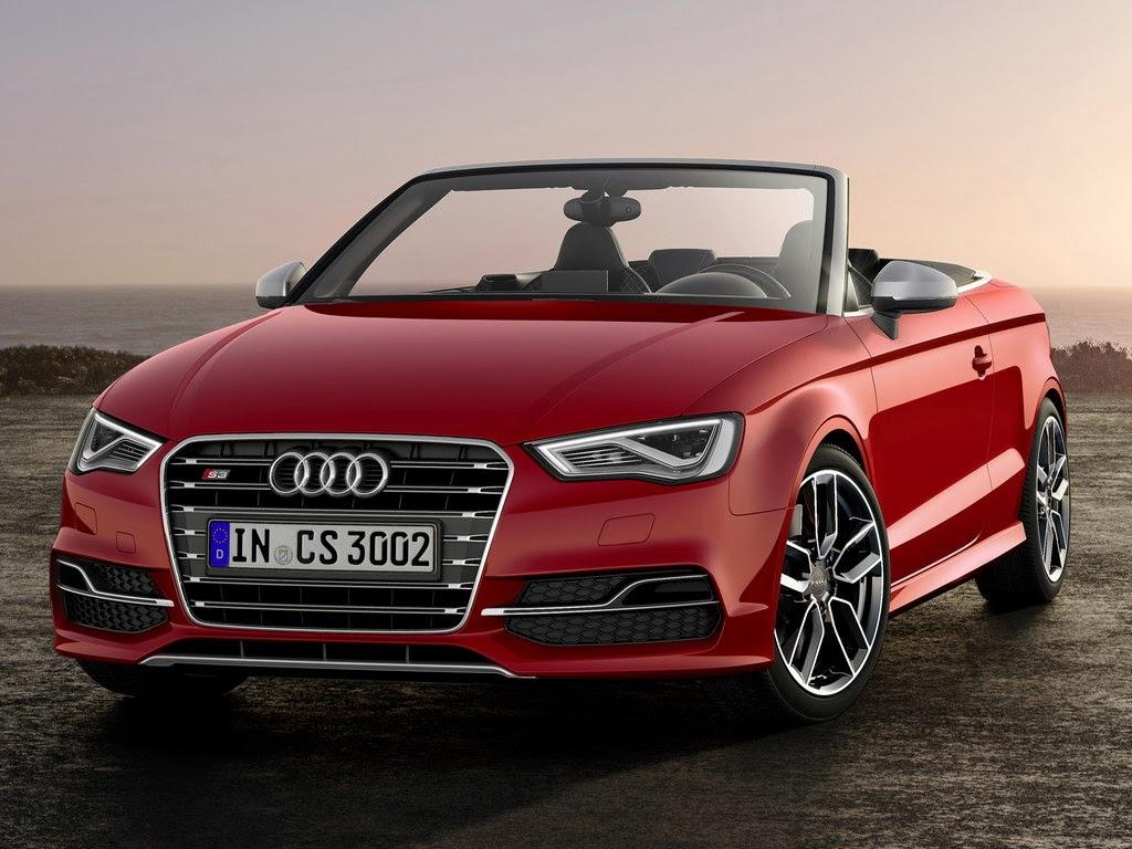 Audi Mmi Update >> Genf 2014: Audi S3 Cabriolet MyAuto24 - DAS Autoblog im Internet MyAuto24