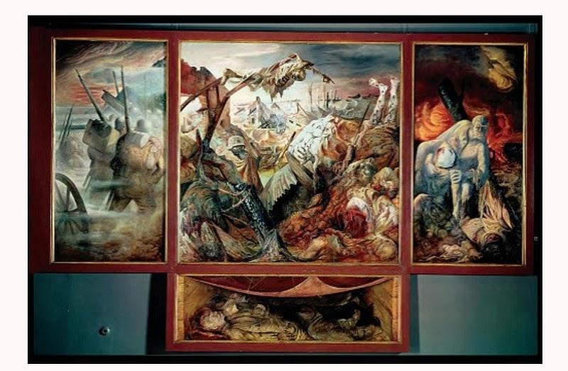 DOCUMENTATION PEDAGOGIQUE: Histoire des arts : La guerre d'OTTO-DIX