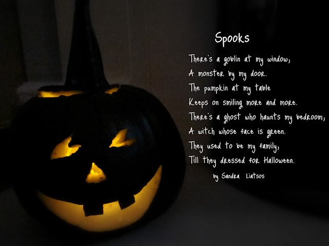 Spooks poem