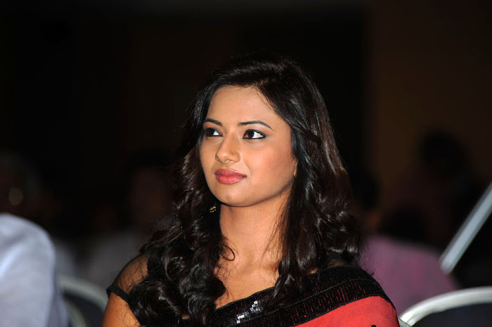 isha chawla at poola rangadu audio launch, isha chawla saree hot photoshoot