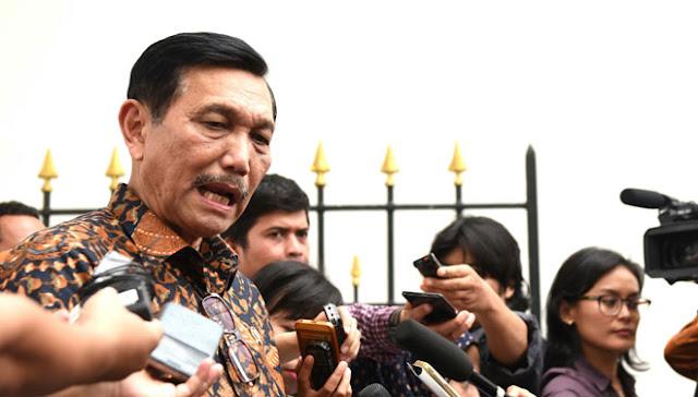 Luhut Bilang, 80 Persen Pesantren Di Banten Sudah Mendukung Bosnya